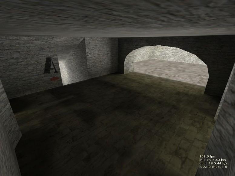 «de_aztec_sleek» для CS 1.6