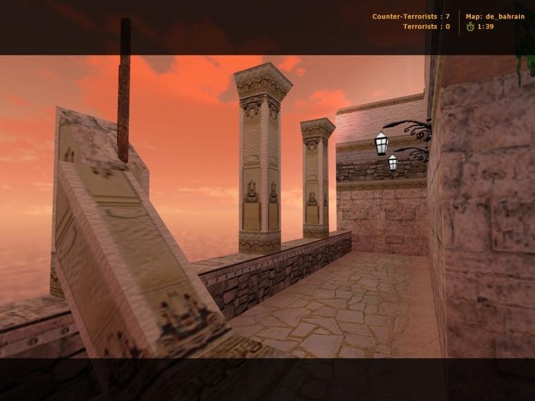 «de_bahrain» для CS 1.6