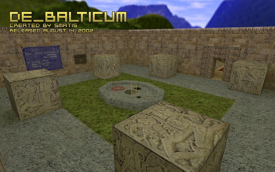 «de_balticum» для CS 1.6