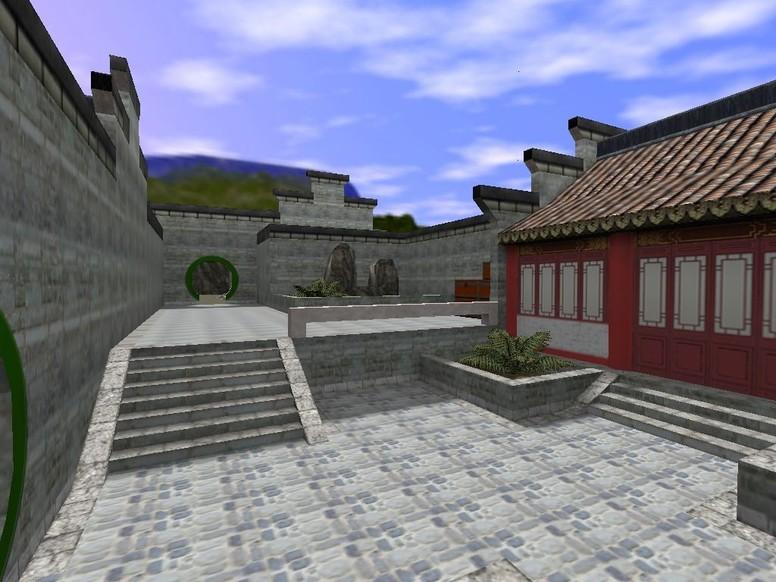 «de_bamboo» для CS 1.6
