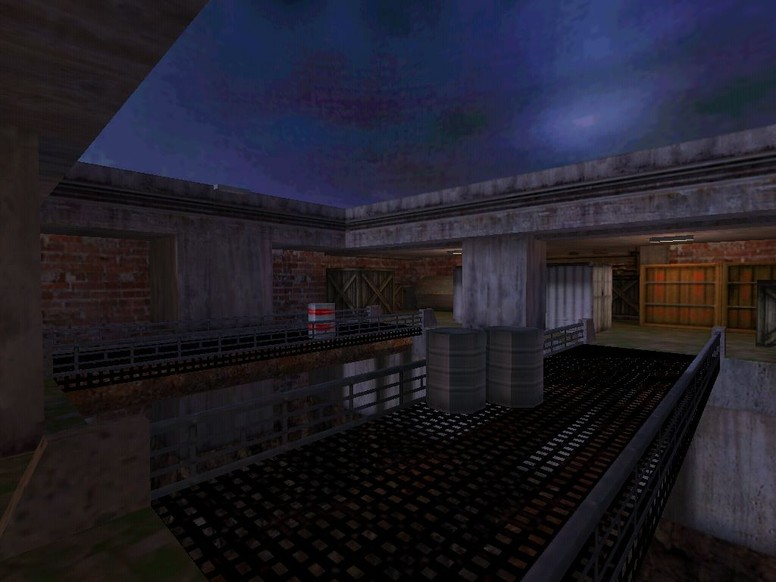 «de_battle_isle» для CS 1.6
