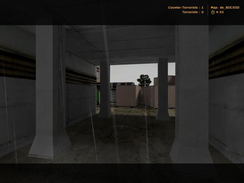 «de_bocxod» для CS 1.6