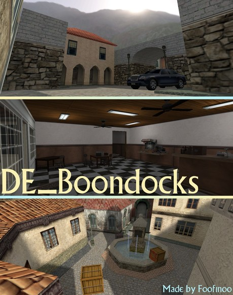«de_boondocks» для CS 1.6