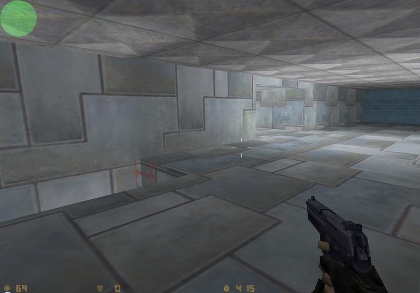 «de_box» для CS 1.6