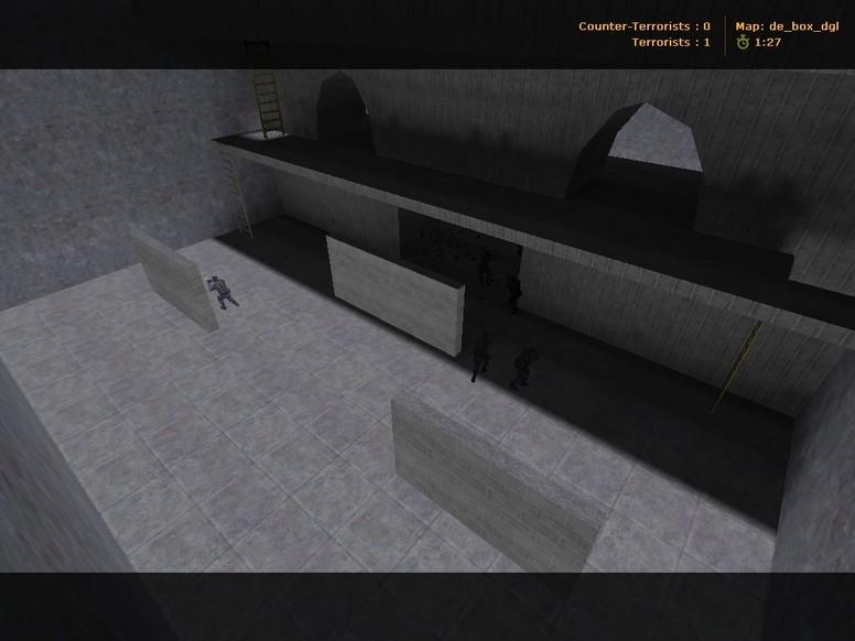 «de_box_dgl» для CS 1.6