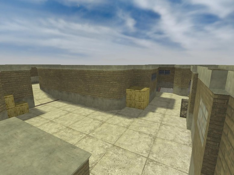 «de_brick_zone» для CS 1.6