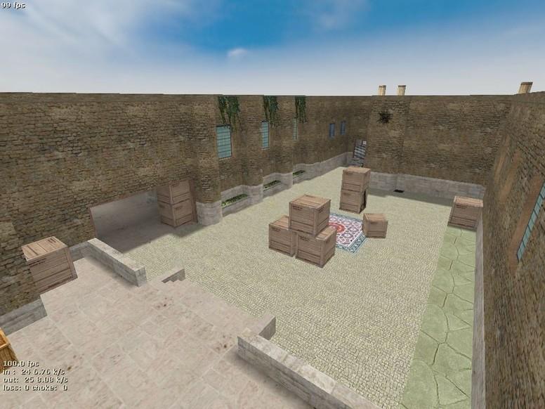 «de_brick_zone_17b» для CS 1.6