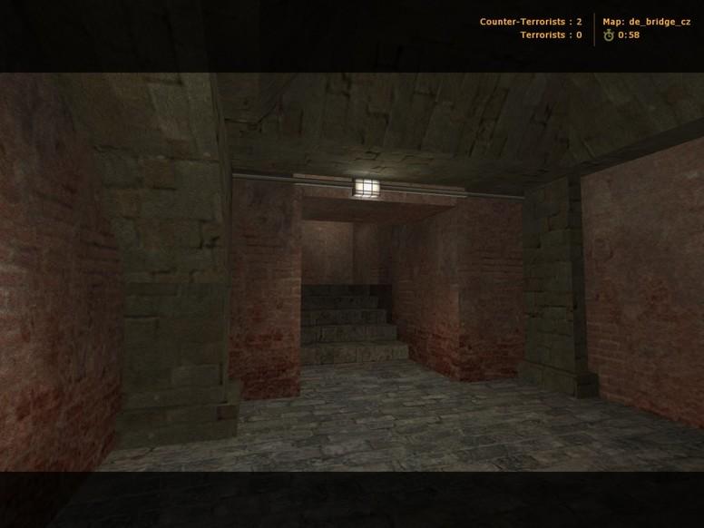 «de_bridge_cz» для CS 1.6