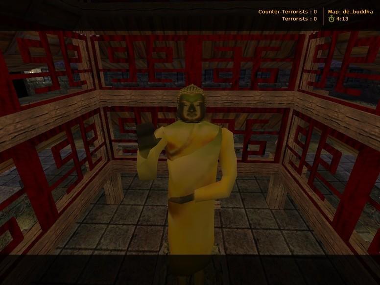 «de_buddha» для CS 1.6