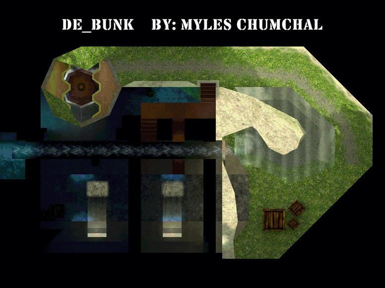 «de_bunk» для CS 1.6