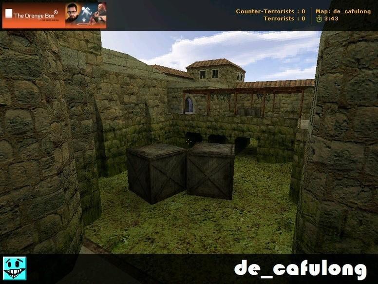 «de_cafulong» для CS 1.6