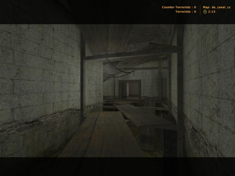 «de_canal_cz» для CS 1.6
