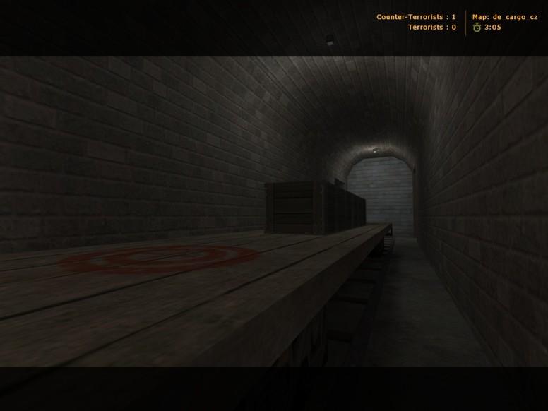 «de_cargo_cz» для CS 1.6