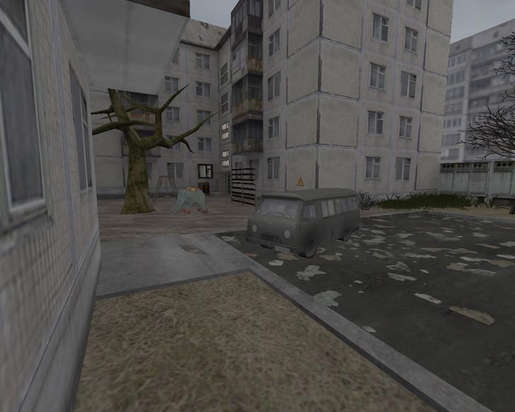 «de_chernobyl» для CS 1.6