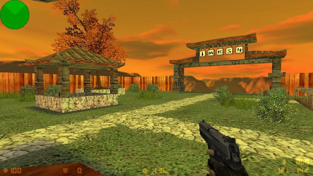«de_china_village» для CS 1.6