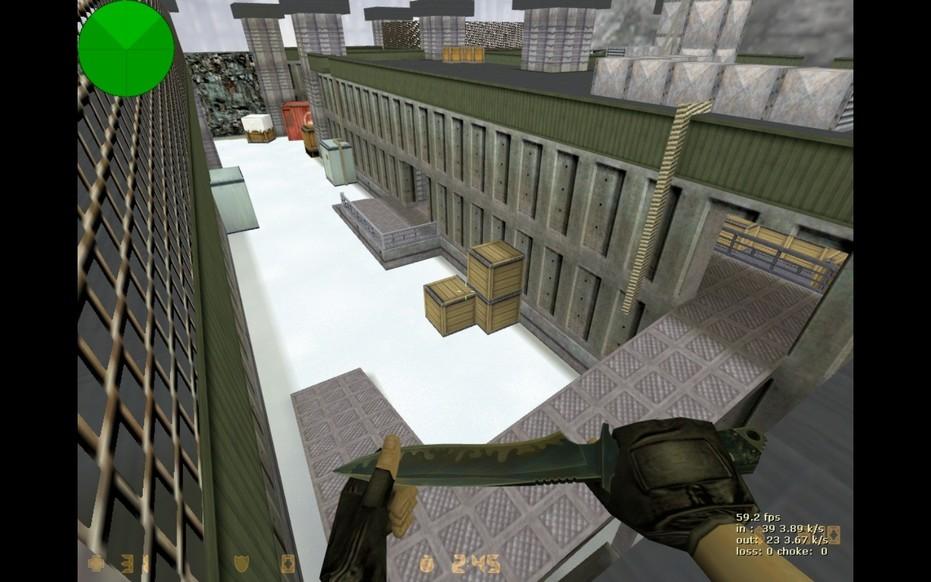 «de_clanfal_assault» для CS 1.6