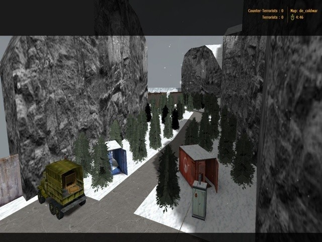 «de_coldwar» для CS 1.6