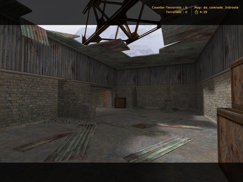 «de_comrade_3rdroute» для CS 1.6