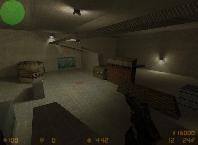 «de_cover» для CS 1.6