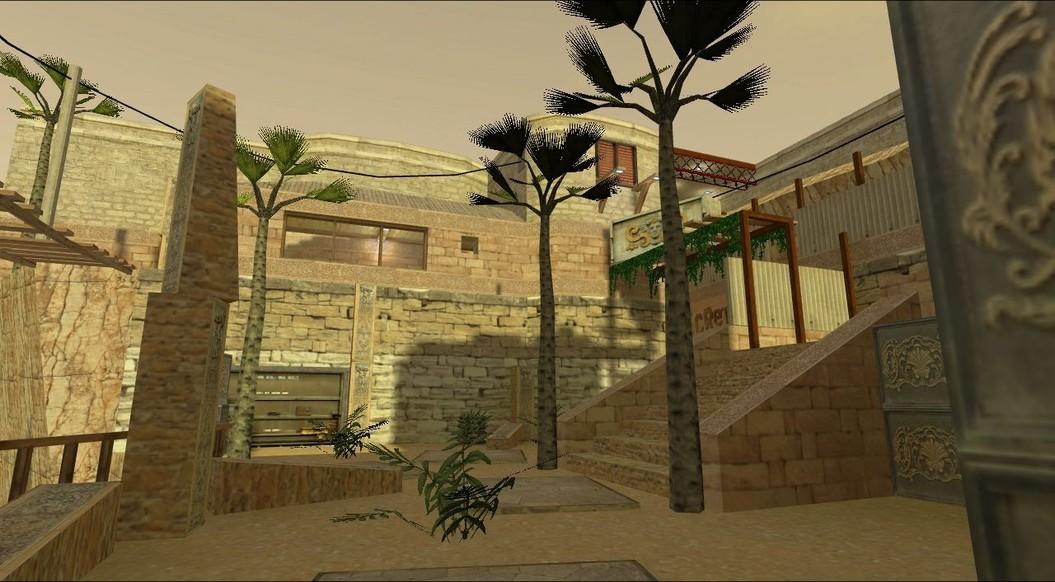 «de_crete_island» для CS 1.6