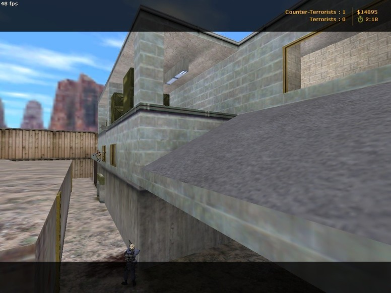 «de_crossfire» для CS 1.6