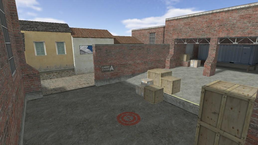 «de_cup1_brutesmaps» для CS 1.6