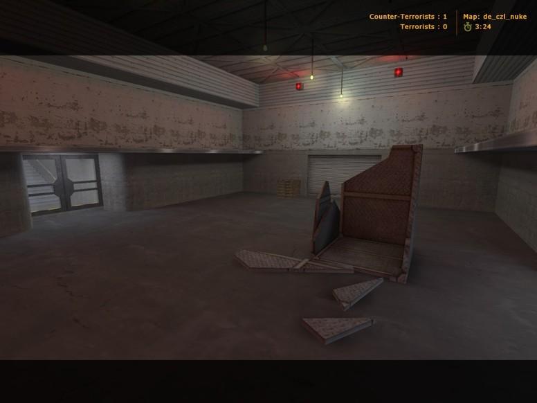 «de_czl_nuke» для CS 1.6