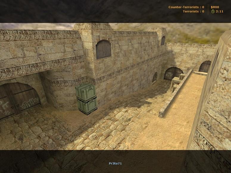 «de_d2x2_remake2013» для CS 1.6