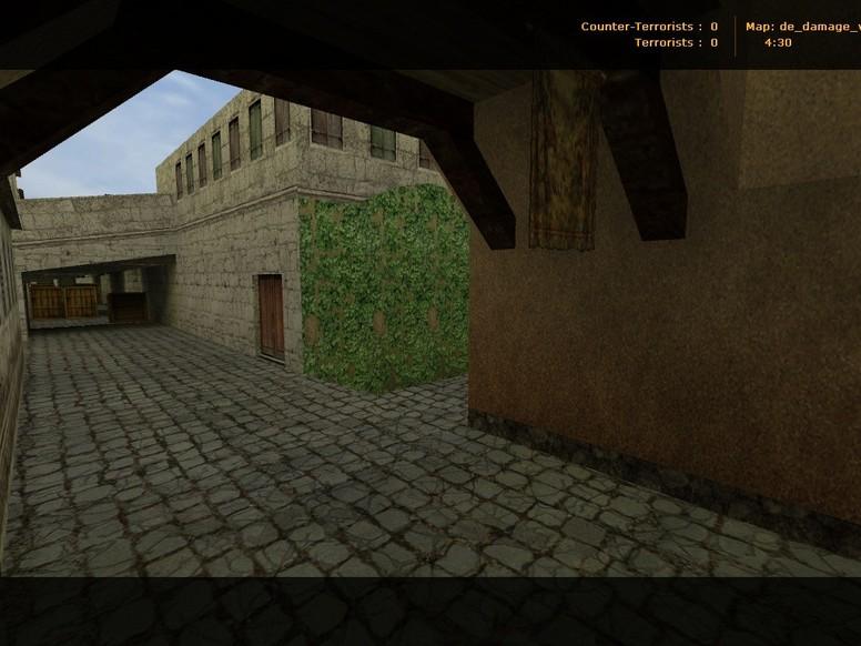 «de_damage_village» для CS 1.6