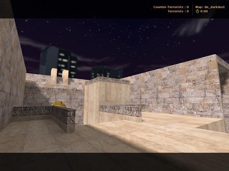 «de_darkdust» для CS 1.6