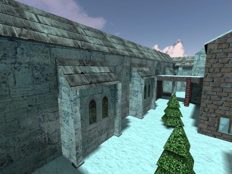 «de_december» для CS 1.6