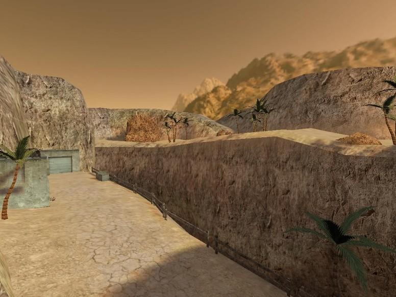 «de_desertcomplex» для CS 1.6