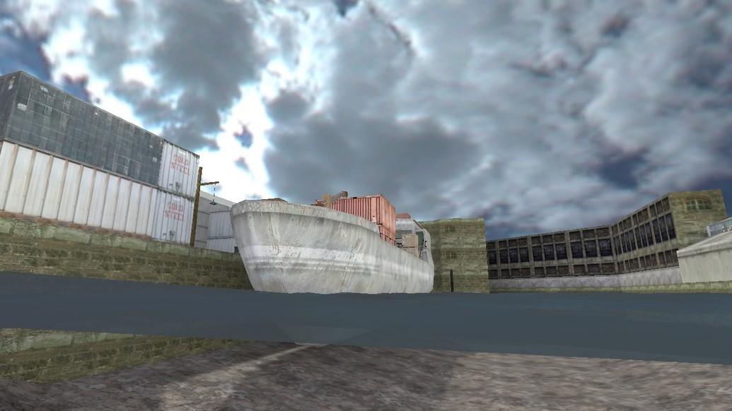 «de_dockland» для CS 1.6