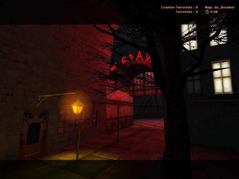 «de_dreamer» для CS 1.6