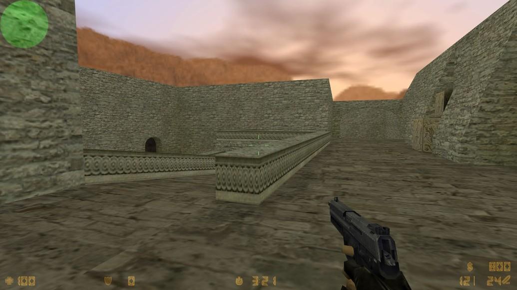 «de_dust-aztec» для CS 1.6