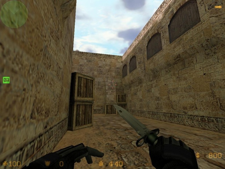 «de_dust15» для CS 1.6