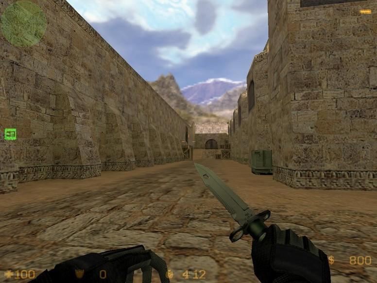 «de_dust15» для CS 1.6