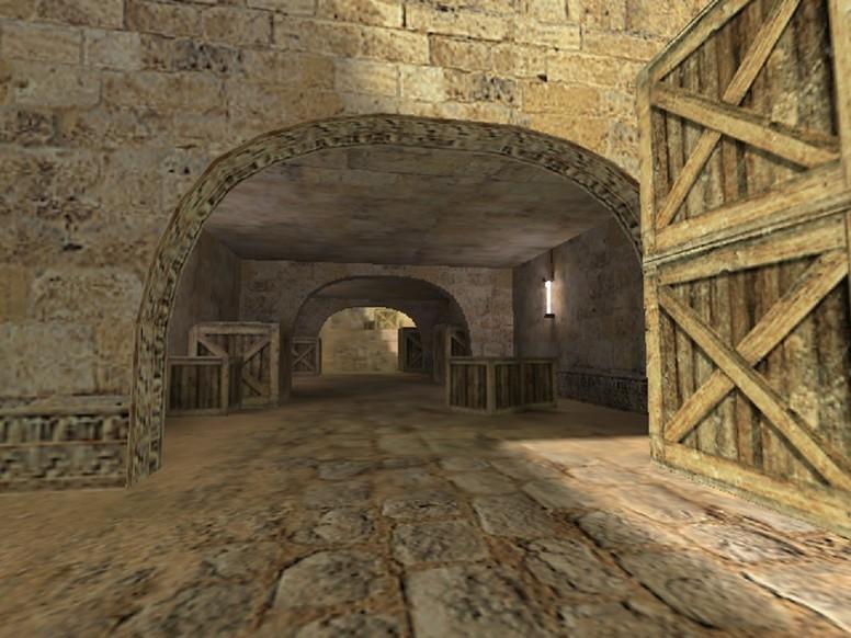 «de_dust20022» для CS 1.6