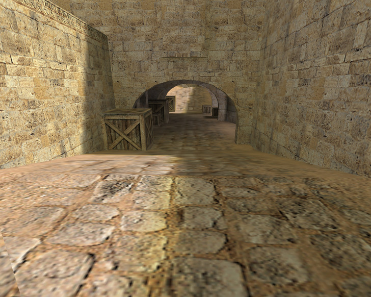 «de_dust2002» для CS 1.6