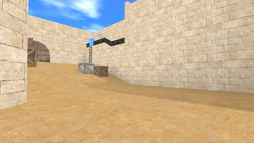 «de_dust2_2006» для CS 1.6