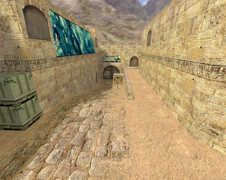 «de_dust2_2x2» для CS 1.6