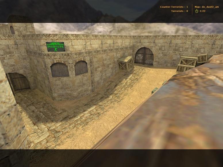 «de_dust2_am» для CS 1.6