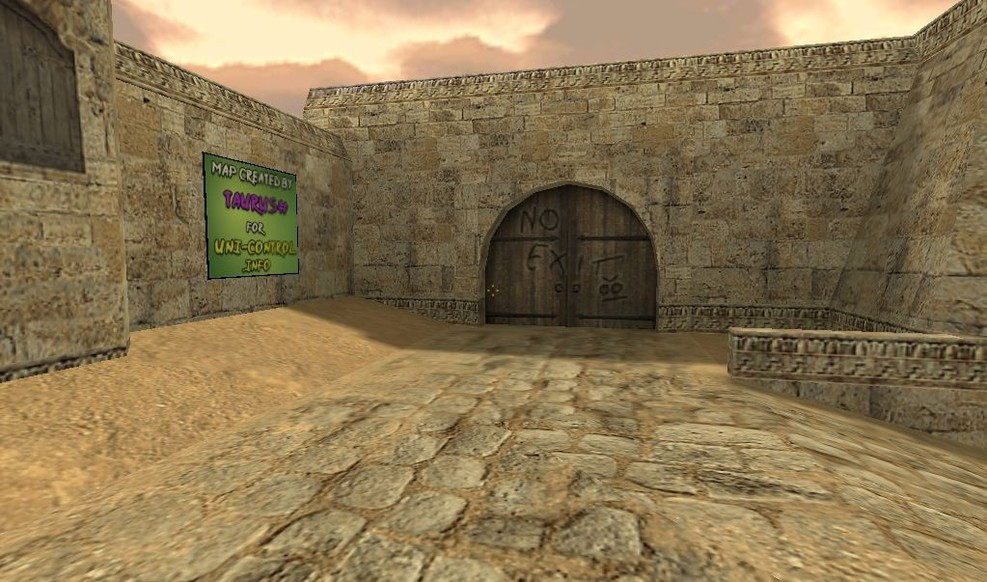 «de_dust2_bliz» для CS 1.6