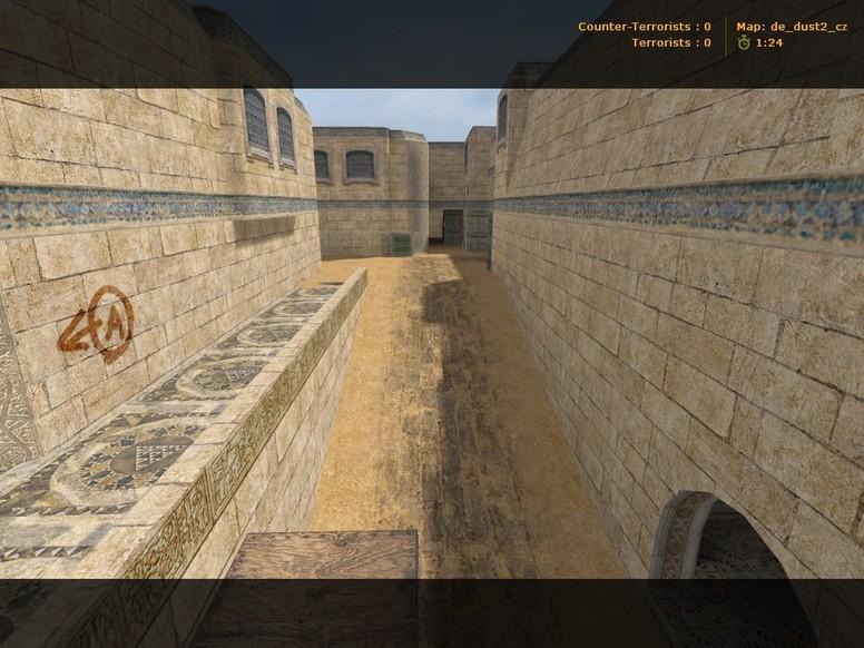 «de_dust2_cz» для CS 1.6