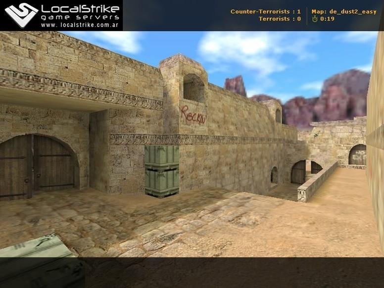 «de_dust2_easyoa» для CS 1.6