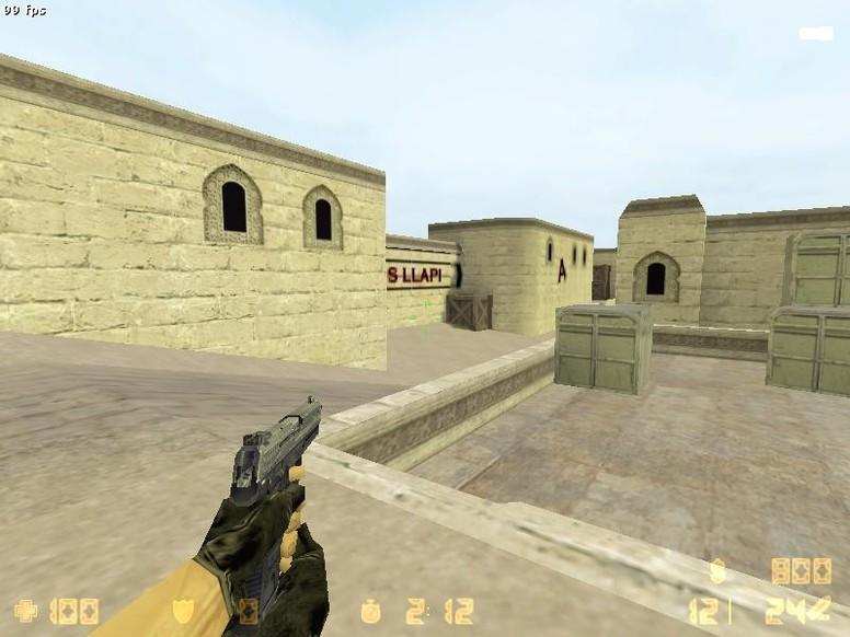 «de_dust2_llapi» для CS 1.6