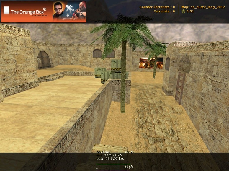 «de_dust2_long_2012» для CS 1.6