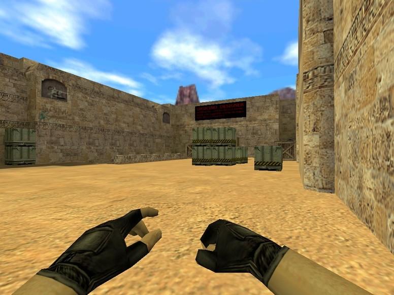 «de_dust2_mini_bruxos» для CS 1.6