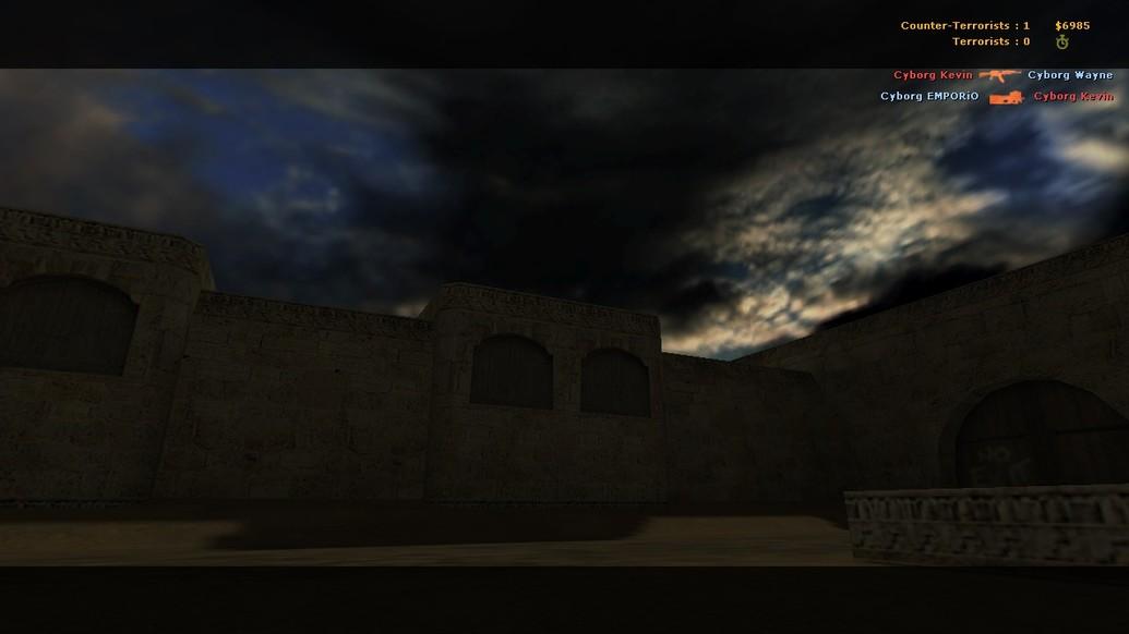 «de_dust2_nightfall» для CS 1.6