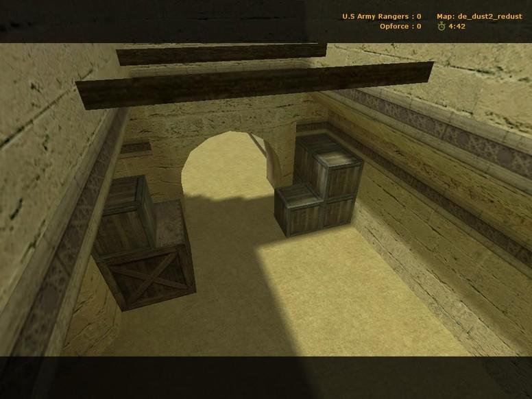 «de_dust2_redust» для CS 1.6